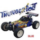 053420-1 Thunderbolt 4WD Off-road Car (2.4G Digital Pistol Radio)-BLUE BLACK