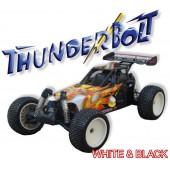 053420-1 Thunderbolt 4WD Off-road Car (2.4G Digital Pistol Radio)-PEARL BLACK
