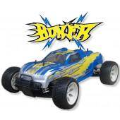 053411-1 BOXER (Blue-Yellow)-2.4G Digital Pistol Radio