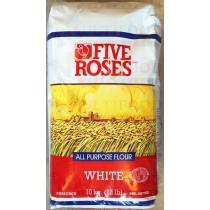 FIVE ROSES FLOUR 面粉,10KG,22LB