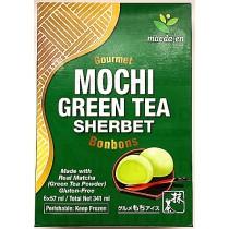 MOCHI GREEN TEA SHERBET