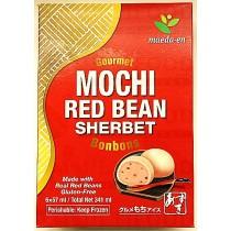 MOCHI RED BEAN SHERBET