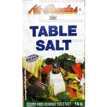 TABLE SALT1KG