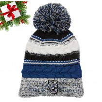 WC Knitted Hat - Royal