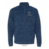 West Central Trojans Cosmic Fleece Quarter-Zip Sweatshirt