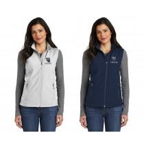 Ladies WC Trojans Soft Shell Vest