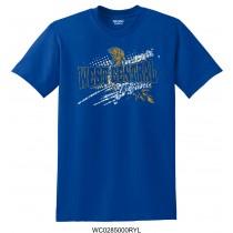 Adult Royal West Central Trojans T-Shirt