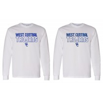 West Central Trojans Long Sleeve