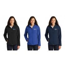 Ladies WC Trojans Soft Shell Jacket