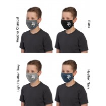 Youth West Central Facemask (Adjustable Ear Straps)