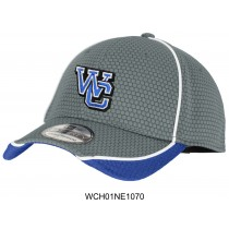 New Era West Central Cap - Graphite/Royal/White