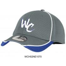 New Era WC Cap - Graphite/Royal/White