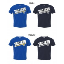 Toddler WC Trojans Short Sleeve Tee
