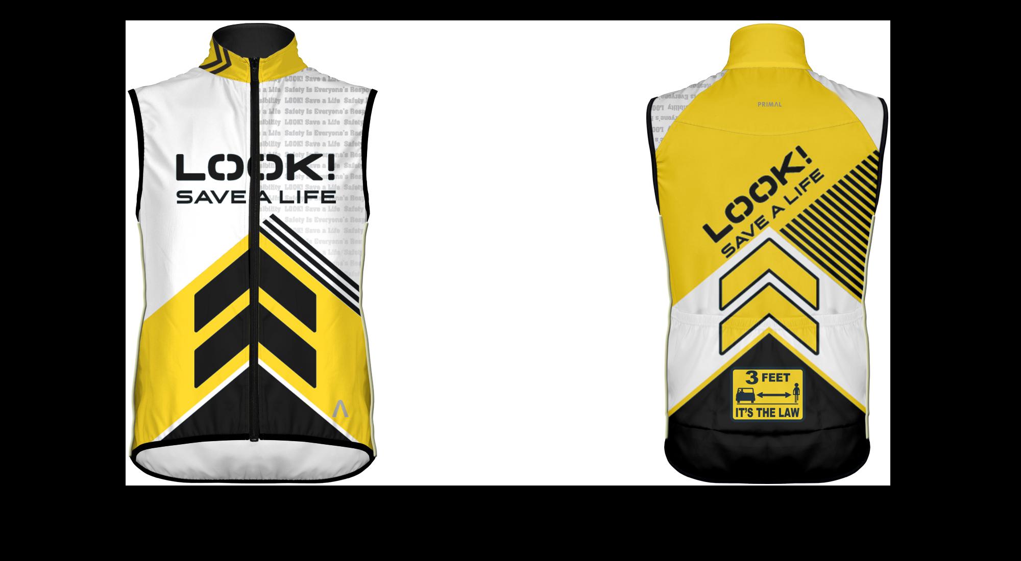 Sport Cut Wind Vest