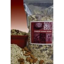 Cranberry Almond Oatmeal