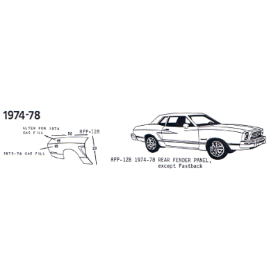 Classic\ Sheet\ Metal\,\ Inc\. - Ford 1969-70